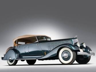 1933 Chrysler Custom Imperial Phaeton