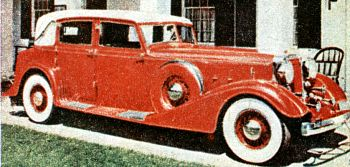 1933 Chrysler imperial personal