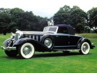 1933 Chrysler Imperial Roadster, body by LeBaron