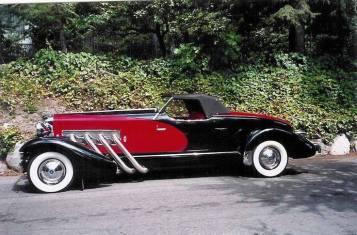 1933 Duesenberg Speedster