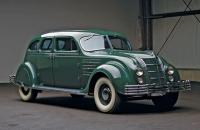 1934 Airflow Chrysler Custom Imperial Sedan