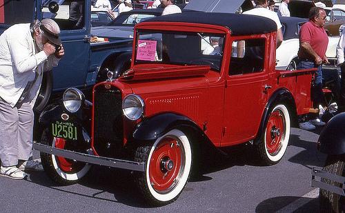 1934 American Austin pickup