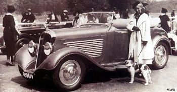 1934 Amilcar 7 CV type M3 Roadster-mwb-