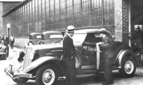1934 Auburn Roadster