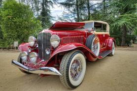 1934 Auburn V12 Phaeton Salon