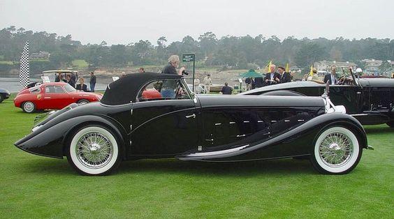 1934 Avion Voisin C15