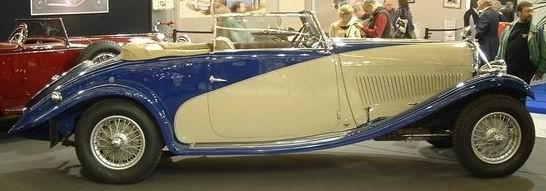 1934 C24 Figoni a