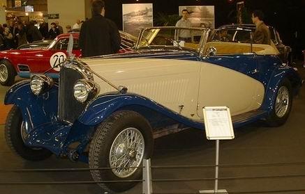 1934 C24 Figoni