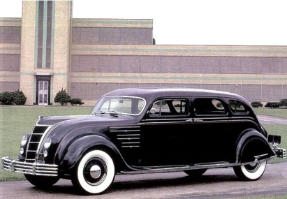 1934 Chrysler Imperial CX Series