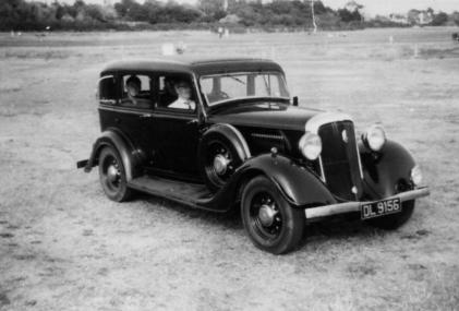 1934 Chrysler Six