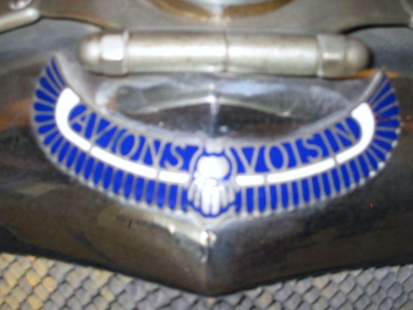 1934 Emblem Voisin