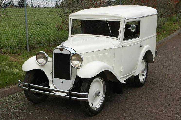 1935 American Austin Panel Truck