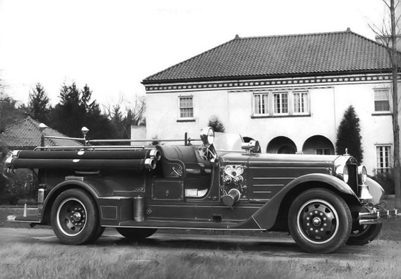 1935 American LaFrance serie 400 b