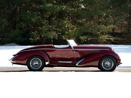 1935 Amilcar Pegase G36 Racer