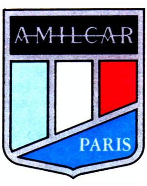 1935 amilcar shield-logo 2