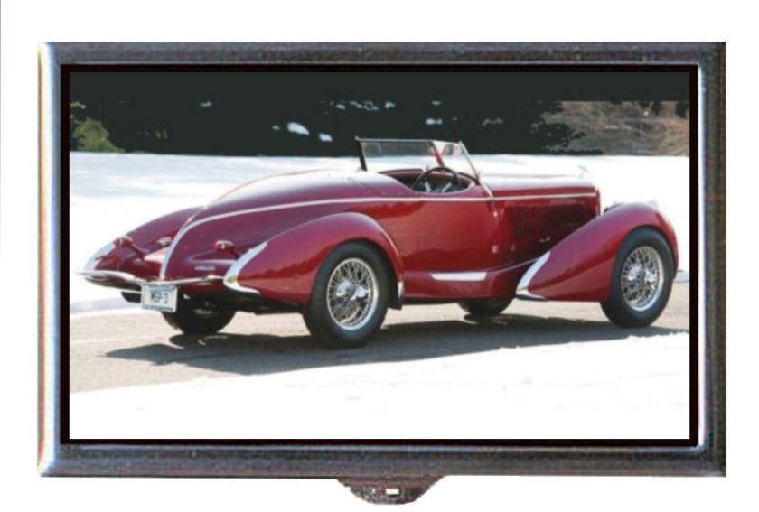 1935 Amilcar Type G36 Pegase Boatta il Roadster