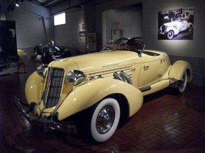 1935 Auburn 851 Boattail Speedster