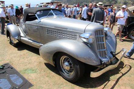 1935 Auburn 851 Supercharged Speedster