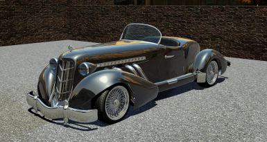 1935 auburn speedster k