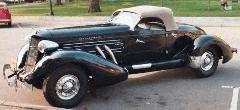 1935 Auburn Speedster sm