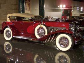 1935 Duesenberg Convertible SJ LA Grand Dual-Cowl Phaeton