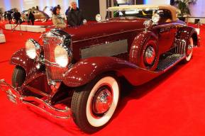 1935 Duesenberg Model SJ Convertible Coupe by Walker-LaGrande 1a
