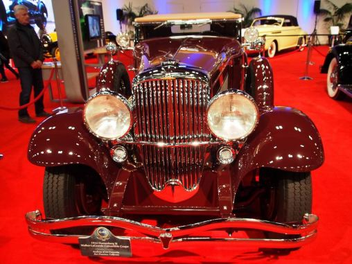 1935 Duesenberg Model SJ Convertible Coupe by Walker-LaGrande 3a