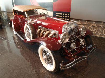 1935 Duesenberg Model SJ La Grande Dual Cowl Phaeton p4