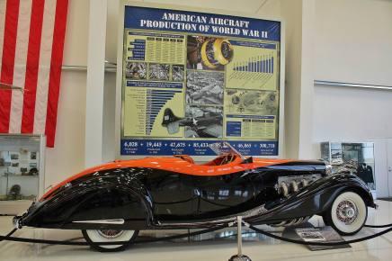 1935 Duesenberg SJ Gurney Nutting Speedster