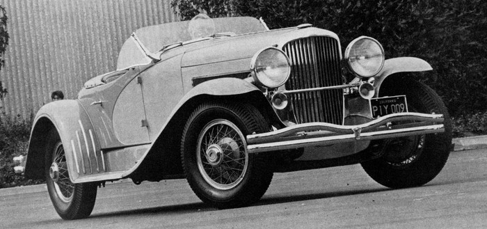 1935 Duesenberg The Fabled SSJ