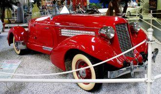 1936 Auburn 851 Boattail Speedster