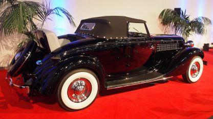 1936 Auburn 852 Cabriolet 2