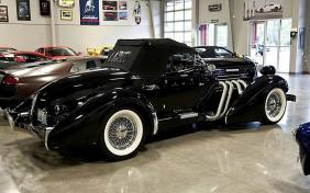 1936 Auburn Speedster T