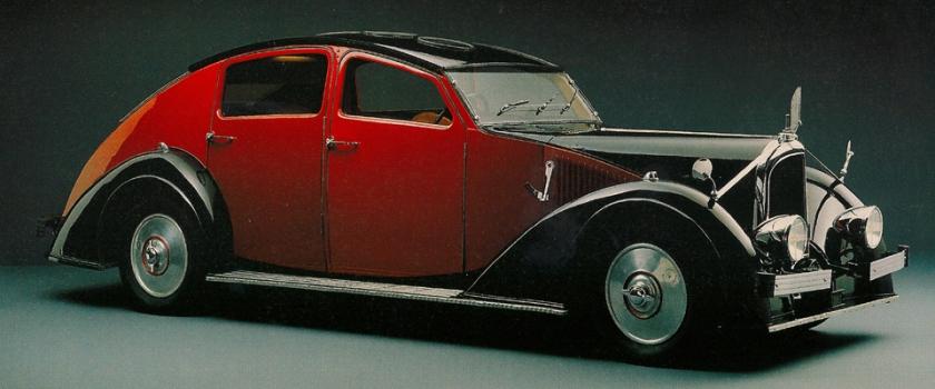 1936 Avion Voisin C 25