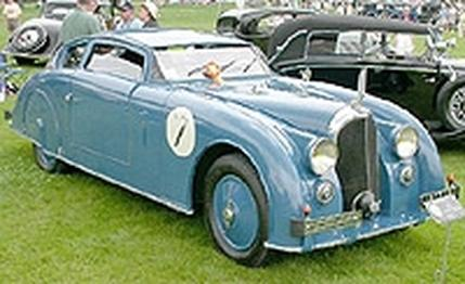 1936 Avion Voisin C28 Aerosport Aero Coupe