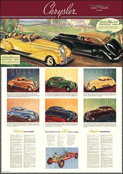 1936 Chrysler a