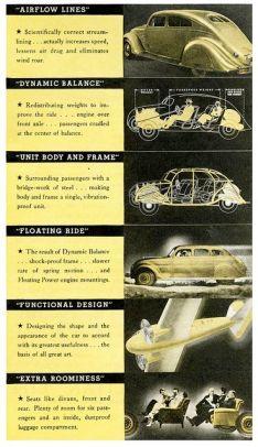 1936 Chrysler Airflow ad...