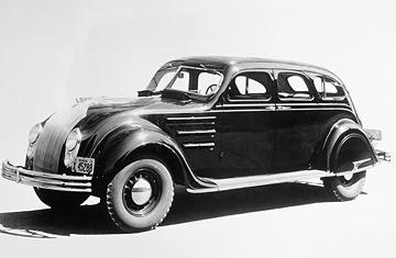 1936 Chrysler Desoto Airflow
