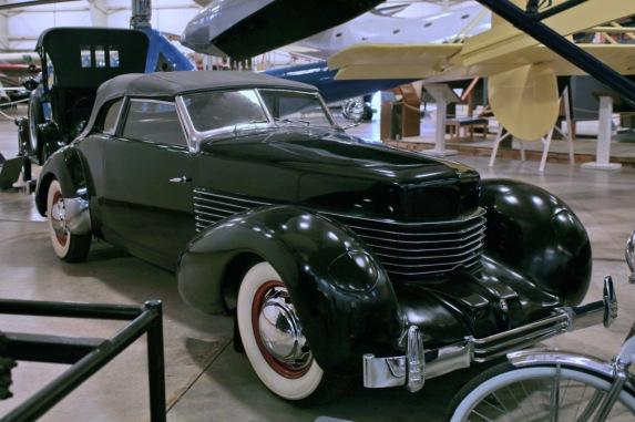 1936 Cord 810 Phaeton 2835393420