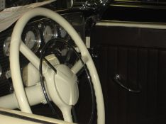 1936 Cord 810 Talla Steering Wheel