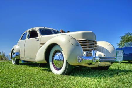 1936 Cord 810 Westchester 4-Door Sedan