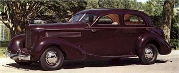 1936 Cord 935