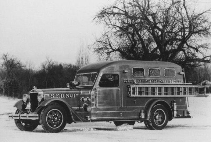 1937 American LaFrance 400TSH-100
