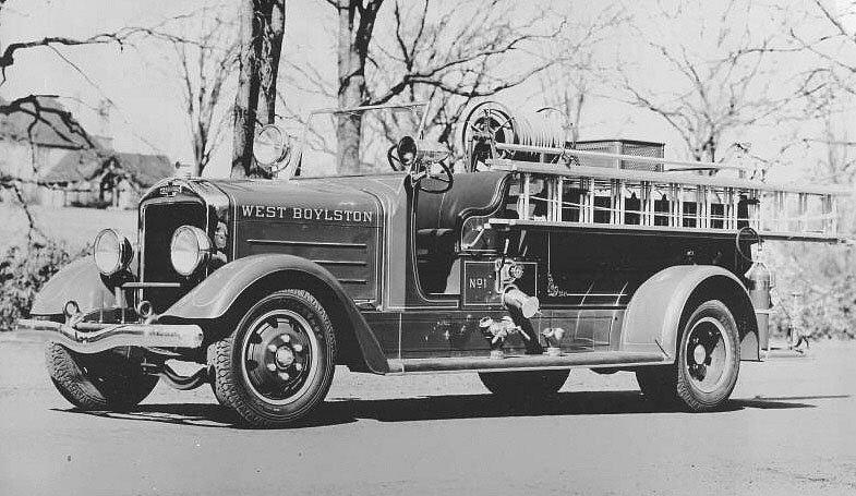 1937 AMERICAN LAFRANCE