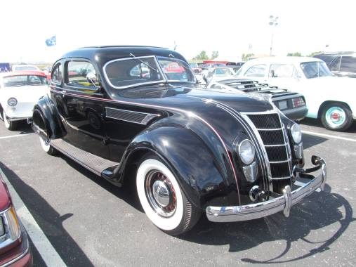 1937 Chrysler Airflow a
