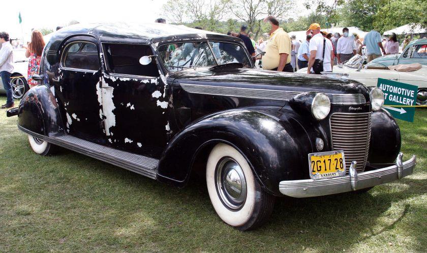 1937 Chrysler Imperial Custom Town Car