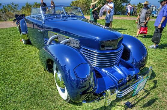 1937 Cord 812 S C Cabriolet