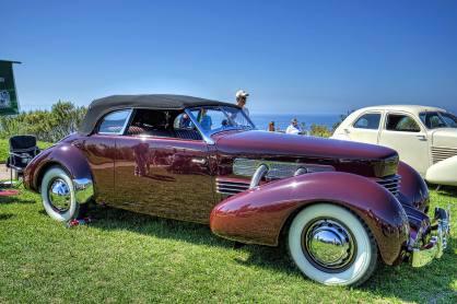 1937 Cord 812 S C Phaeton