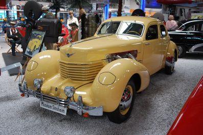 1937 Cord GTO 812 Westchester sedan