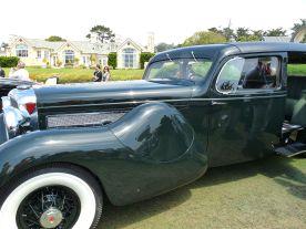 1937 Duesenberg J, Bonhman & Schwartz Landaulet, (formal sedan)